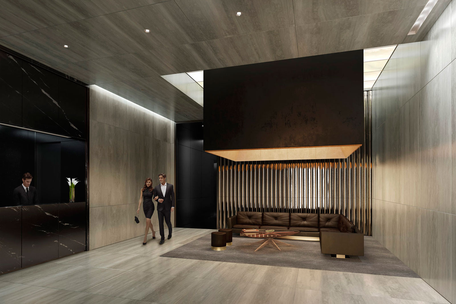 One 57 Residences - Marmo a New York City, USA